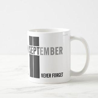 Remember September 11 Mug