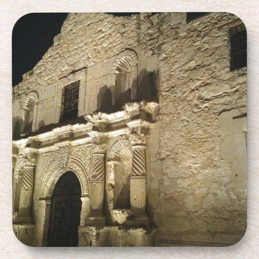 Remember the Alamo Coasters