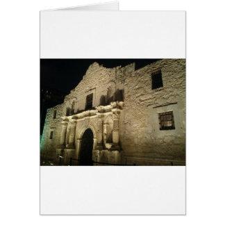 Remember the Alamo Greeting Card