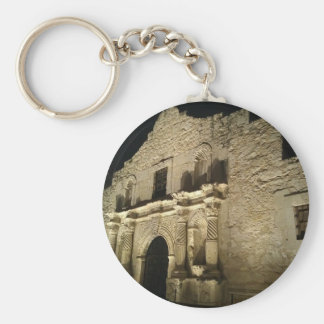 Remember the Alamo Key Ring