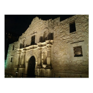 Remember the Alamo Postcard