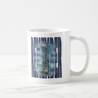 REMEMBER the Fallen 2 sided Mug