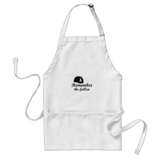 REMEMBER THE FALLEN APRONS