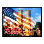 Remember The September 11, 2001 Terrorist Attacks