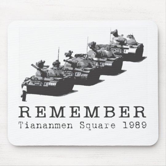 Remember Tiananmen Square Mouse Mat