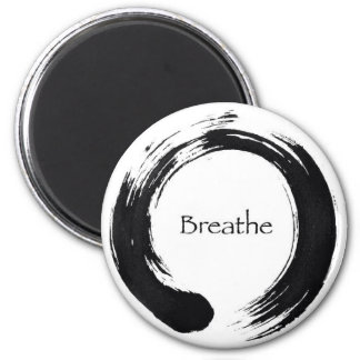Remember to Breathe! Magnet
