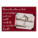 Remember when? greeting card