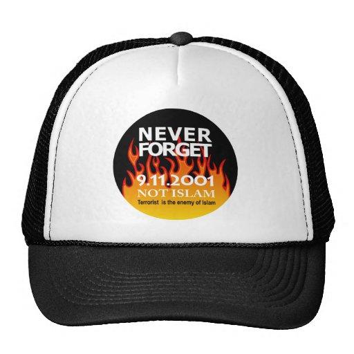 Rememberance Sept 11 2001 Hats