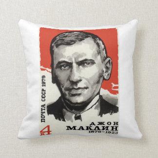 Remembering John Maclean Throw Cushion