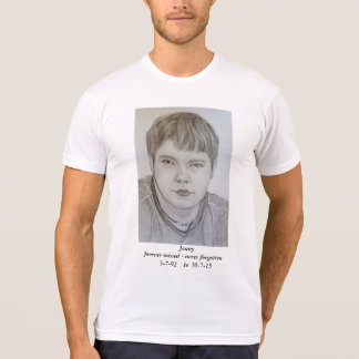 Remembering Jonny Tshirt