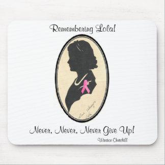 Remembering Lola Mouse Mat
