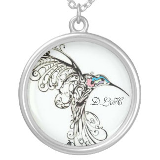 remembering Nana Silver Plated Necklace