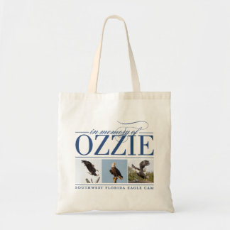 Remembering Ozzie Small Tote