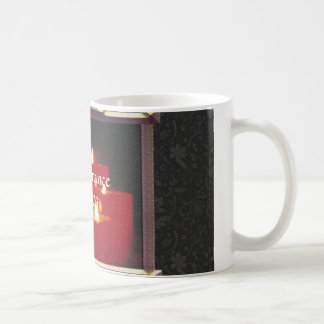 Remembrance Candles & Vines Coffee Mugs