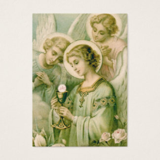 Remembrance Card: My Soul Rends the Veil Business Card