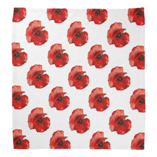 Remembrance day bandana