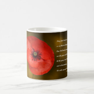 Remembrance Day Coffee Mug