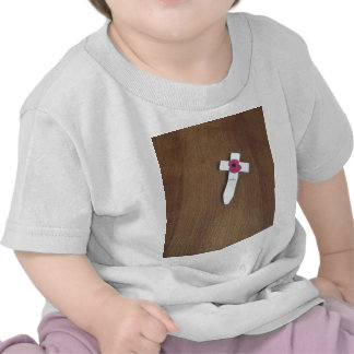 Remembrance Day Cross Tee Shirt
