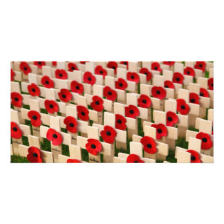 Remembrance Day Picture Card