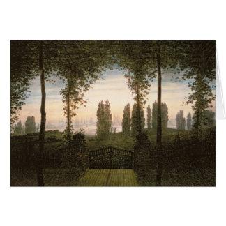 Remembrance of Johann Bremen Greeting Card