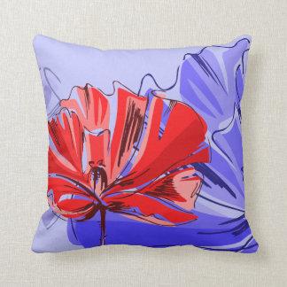 Remembrance Poppy Cushion