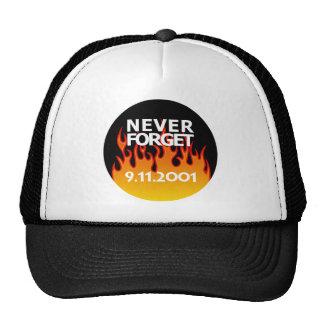 Remembrance Sept 11 2001 Trucker Hat