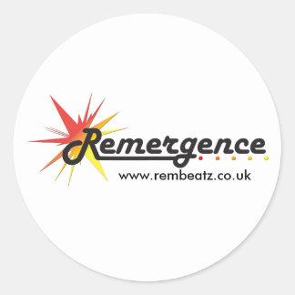 Remergence Sticker