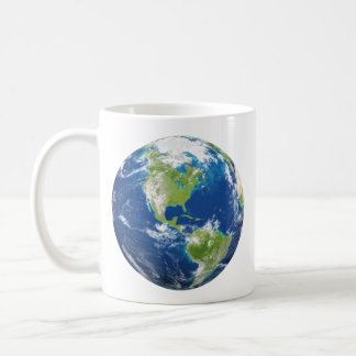 Reminder No plan B earth mug