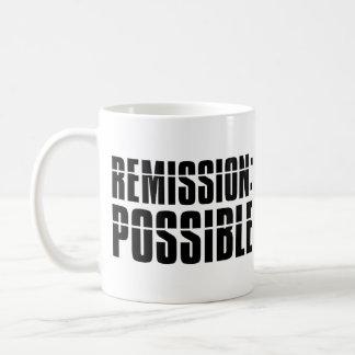 Remission Possible Basic White Mug