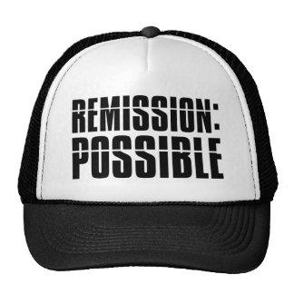 Remission Possible Cap