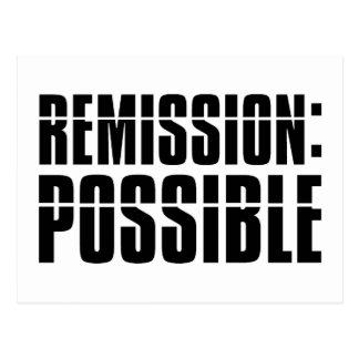 Remission Possible Postcard