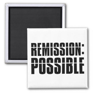 Remission Possible Square Magnet