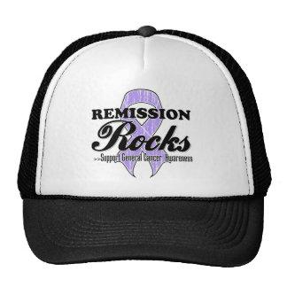 Remission Rocks - Cancer Awareness Cap