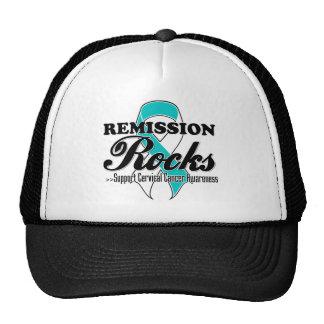 Remission Rocks - Cervical Cancer Awareness Cap