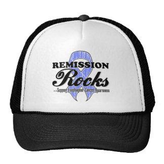 Remission Rocks - Esophageal Cancer Awareness Hat