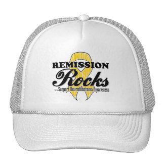 Remission Rocks - Neuroblastoma Trucker Hat