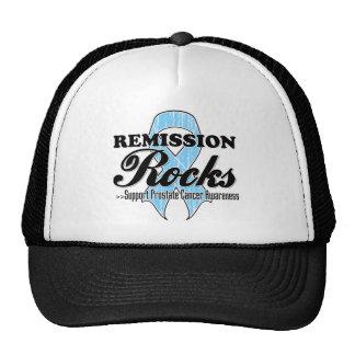 Remission Rocks - Prostate Cancer Awareness Trucker Hat