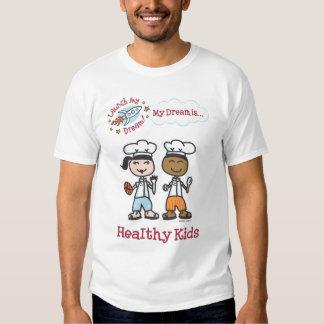 "Remmi's ""Healthy Kids"" Shirt"