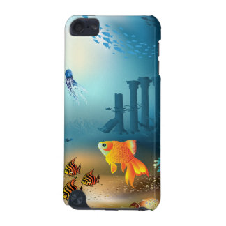 Remnants of Atlantis Vector Art iPod Touch Case