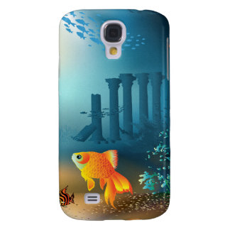 Remnants of Atlantis Vector for 3 Galaxy S4 Cases