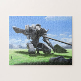 Remnants of War Jigsaw Puzzle