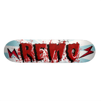 REMO official collection Custom Skateboard