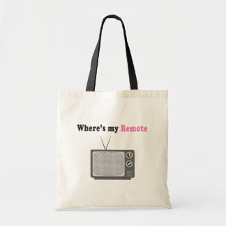 Remote Control Budget Tote Bag