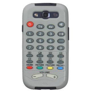 Remote control galaxy SIII cases