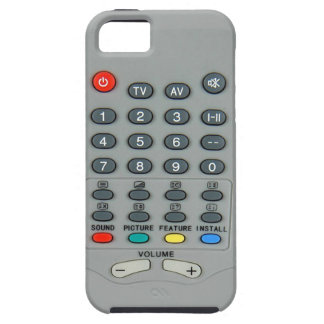 Remote control iPhone 5 cover