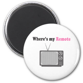 Remote Control Refrigerator Magnet