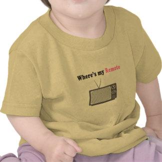 Remote Control T-shirts