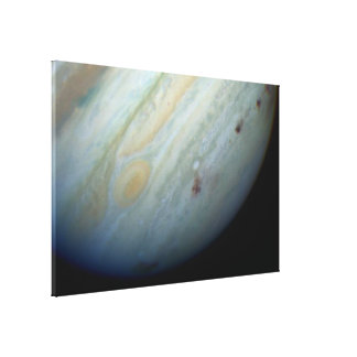 Remote Galaxies and Fragmented Gallery Wrapped Canvas