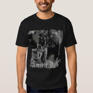 """""""Remote View""""  Bill of Rights T-shirt"""