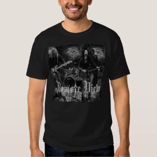 """Remote View"" live T-shirt"